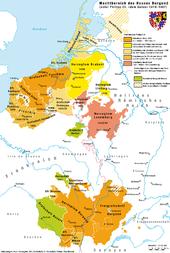 Les états deBbourguogne