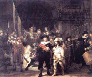 4 ronde de nuit Rembrandt-WEB