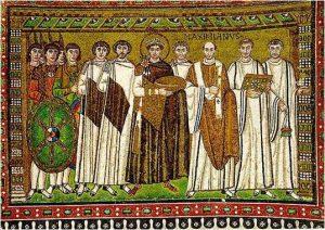 Justinien empereur byzantin