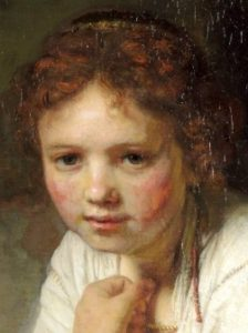 Rembrandt-Girl at window-WEB