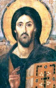 1-Icône du Christ Pantocrator - VIe siècle - monastère Sainte-Catherine du Sinaï,CAWEBR