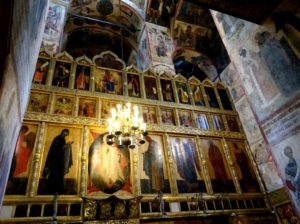 2-iconostase de la cathédrale de l'Annonciation du Kremlin-XVe siècle-CAC1