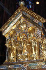6-châsse de Charlemagne Aix-CA