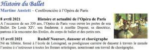 Histoire du ballet