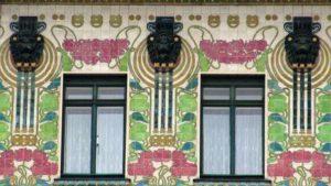 Majolikahaus-200506 Otto Wagner - CAWEB