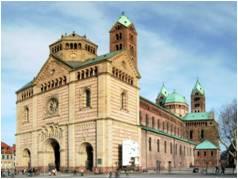 4 Cathédrale de Spire -C1