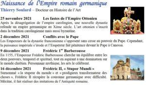 L'Empire romain germanique